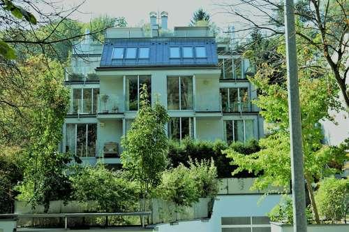 COBENZLGASSE   Ruhiges Dachgeschoss Apartment in Grinzing