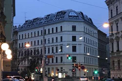 Genießen Sie das Frühjahr über den Dächern Wien's