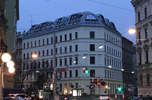 3-Zimmer-Dachgeschossmaisonette in Toplage