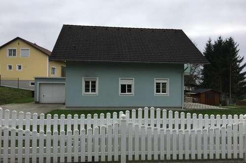 Einfamilienhaus mit Garage und Garten provisionsfrei zu vermieten