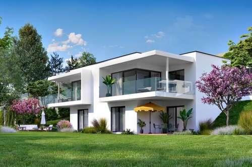 Doppelhaushälfte mit Einliegerwohnung * Projekt Terrassenberg * (DHH15)