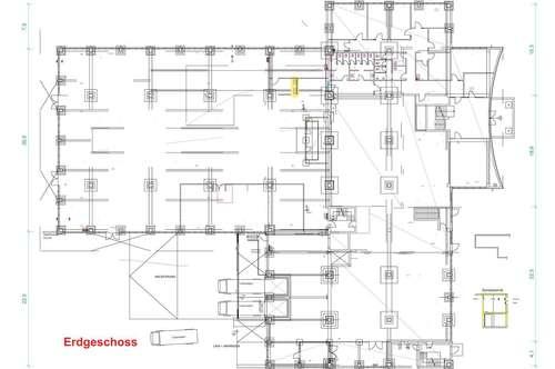 teilbare Lager- / Produktion- und Büroflächen in Gewerbegebiet zu vermieten