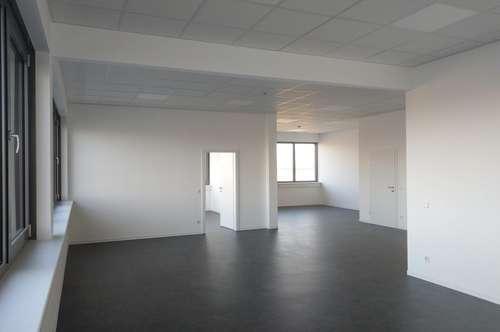 Büro mit 154m² Nutzfläche im Gewerbepark Judenau, Erstbezug