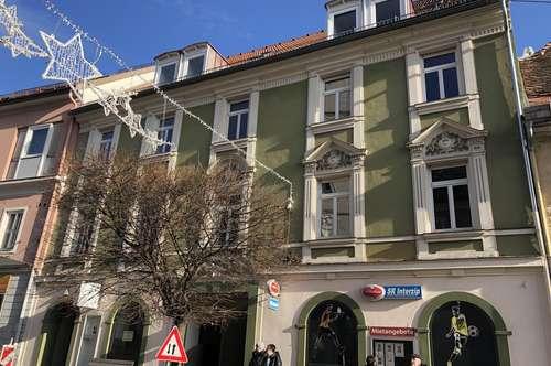 Modernes Cafe in der Altstadt / im Zentrum von Wolfsberg