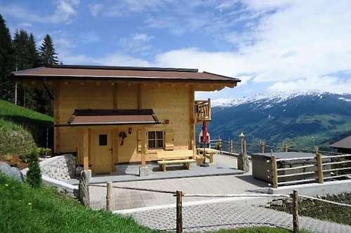 Ferienhütte in Jahresmiete