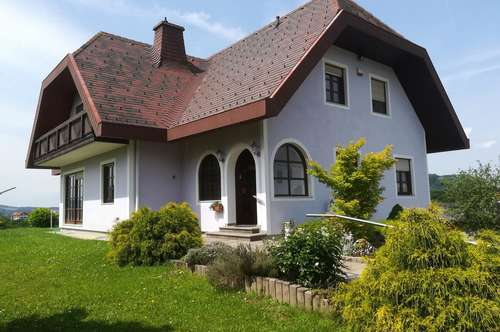 SÜDOSTSTEIERMARK - sehr schönes Wohnhaus mit dem Extra Plus an Platz + Lage