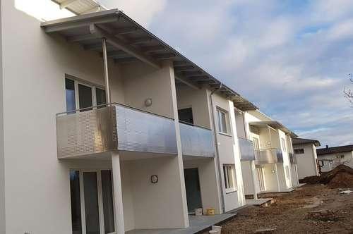 Erstbezugswohnung 75m² mit Garten und 2 Autostellplätzen