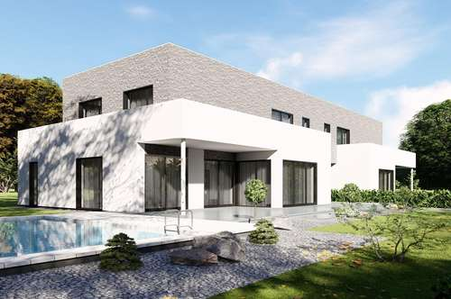 Stilvolles Doppelhaus in Ebreichsdorf mit Eigengrund