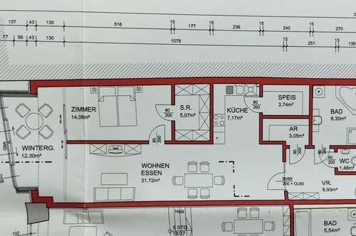 Helle Wohnung in zentraler Lage in Leibnitz