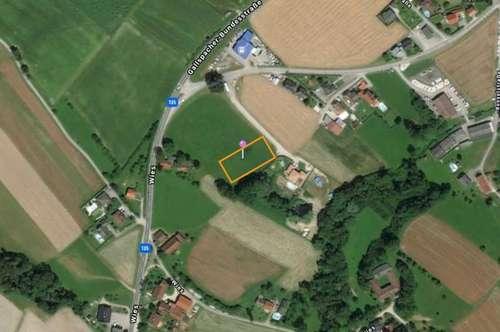 Betriebsbaugrund in Gallspach