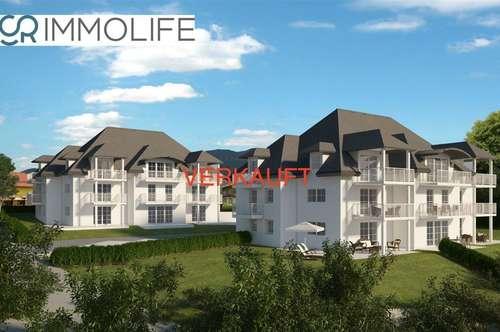 Charmante 2-Zi.-Wohnung mit Terrasse und Garten
