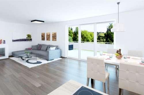 Perfekte Aufteilung auf 52,6 m² und 2 Zimmer. Hier ist man zuhause!