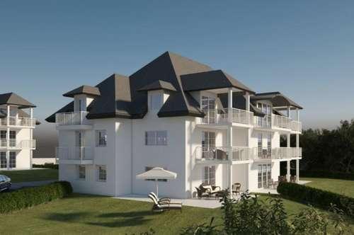 Großartig - 3-Zimmer-ETW mit Sonnenbalkon in Seeboden-Zentrum am Millstätter-See
