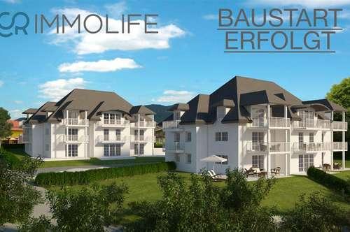 Wohnung gesucht? 3-Zimmer-Wohnung am Millstätter-See mit Panoramablick