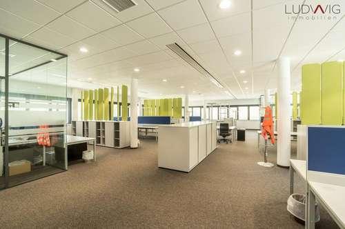 Bürofläche (von ca. 40 m² bis 640 m²) in absoluter TOP-Lage ab sofort zu mieten