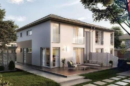 Doppelhaushälften - Nur noch 2 Einheiten verfügbar!               Baubeginn erfolgt!