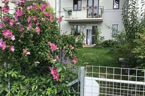 Hübsche Gartenwohnung in absoluter ruhiger Lage