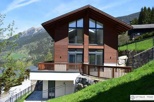 Bergpanorama Deluxe | Luxus Chalet in Bad Gastein