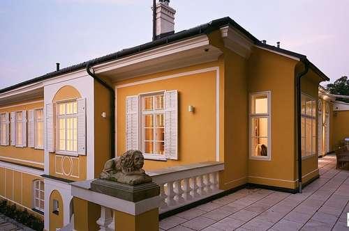 Zwei Villen - zwei Grundstücke, im Herzen von Mauer!