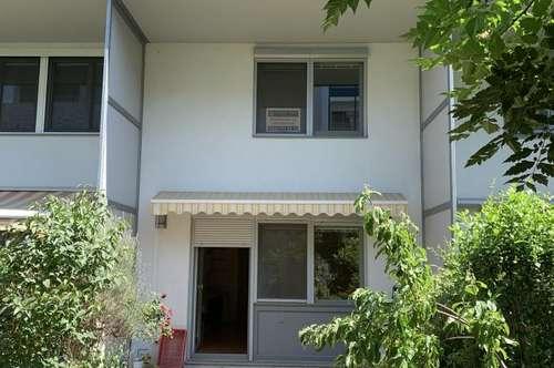 Maisonette Wohnung im 23. Bezirk mit Garten