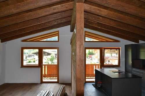 Neu errichtete Miet-Dachgeschoßwohnung auf der Sonnseite von Going