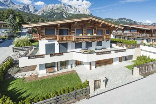 Exclusives Chalet in Going am Fuße des Wilden Kaisers