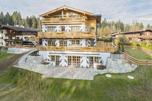 Erdgeschoß- Maisonette mit Gartenanteil und großer Terrasse
