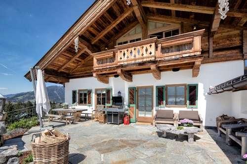 Mietresidenz der Luxusklasse im Nobelort Kitzbühel