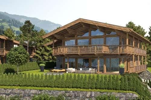 Exclusive Neubauwohnung am Stadtrand von Kitzbühel