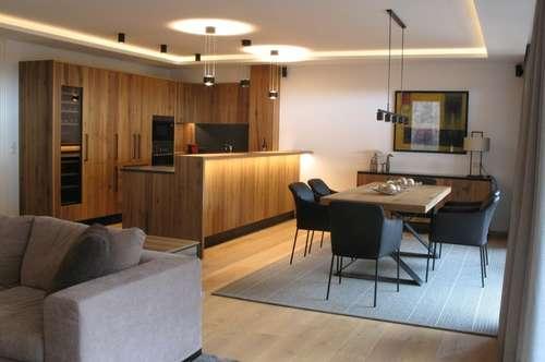 Eingerichtete Luxus-Wohnung in Schwarzseenähe in Kitzbühel