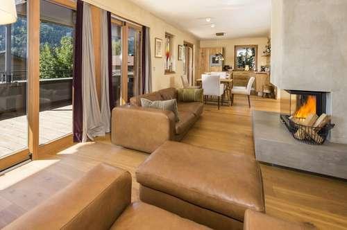 Luxus-Wohnung in sonniger Lage in Reith bei Kitzbühel
