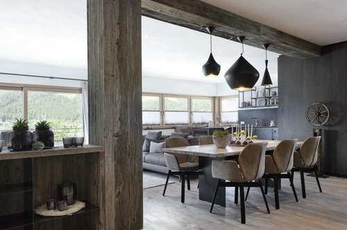 Komplett möblierte Luxus - Mietwohnung in Ellmau, Erstbezug