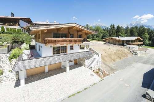 Neu errichtetes Landhaus in ruhiger Lage von Söll