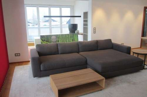 Exclusive, möblierte Penthousewohnung in Oberndorf