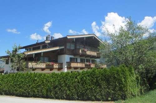 Landhaus- Mietwohnung in wunderbarer Lage von Jochberg