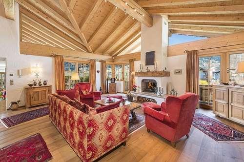Tiroler Landhaus in beliebter Wohngegend in Reith bei Kitzbühel