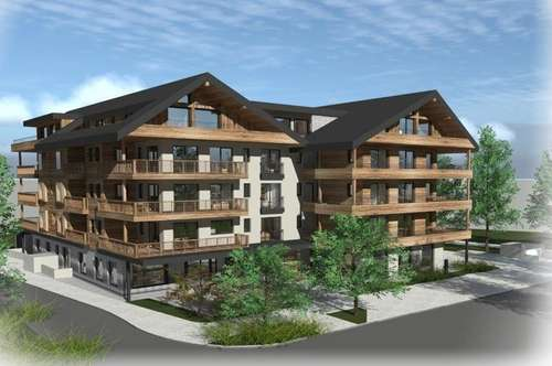 Luxus-Wohnungs-Projekt in Oberndorf in Tirol