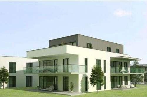 Neu – modern – den Wörther See vor der Haustür!! Neubau-Eigentumswohnungen mit herrlichem Fernblick am östlichen Ortsrand von Pörtschach!!