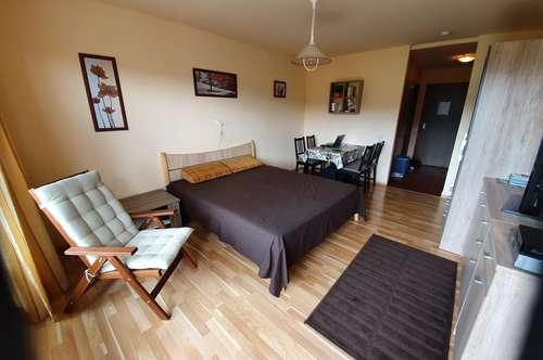 Klein aber sehr fein!!! Helles Einraum-Appartement mit Südbalkon