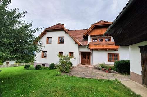 Großzügiges Wohlfühl-Einfamilienhaus mitten im naturnahen Lavanttal