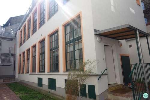 moderne 138 m² hofseitiges Loft in der Bernardgasse