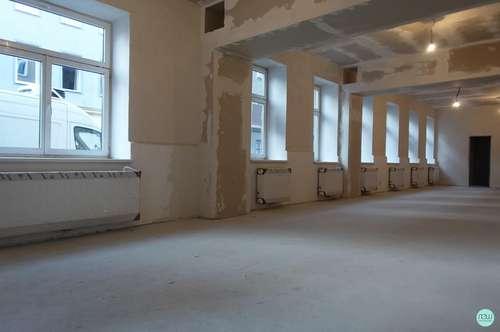 Nähe U 1 Reumannplatz / Geschäftslokal 122 m² / Büro / Praxis / Café / unbefristete Hauptmiete