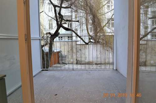 2-Zimmerwohnung mit Balkone