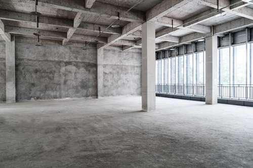 Atelier/Büro in ehemaliger Fabrik, lichtdurchflutet,mit guten öffentlichen Anbindungen