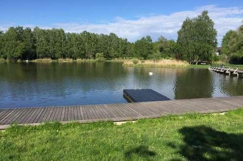Bürmoos: Neue 2 Zimmer Garten - Wohnung zu verkaufen!