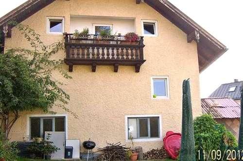 Salzburg Wals: Mehrparteienhaus mit 3 Garten-Wohnungen und Werkstatt zu verkaufen!