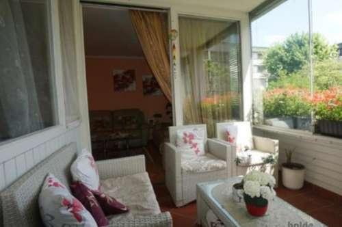 SBG-Stadt: 4 Zi - Wohnung mit Loggia zu verkaufen!