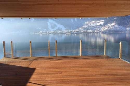 Luxus APPARTEMENTEN mit wunderschönem Blick über den Zeller See