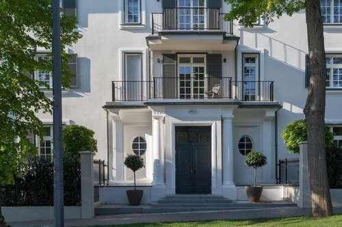 TÜRKENSCHANZCOTTAGE - Mondänes Penthouse