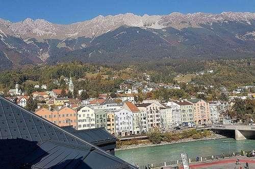 Apartment in Innsbrucker Toplage mit wunderbarer Aussicht